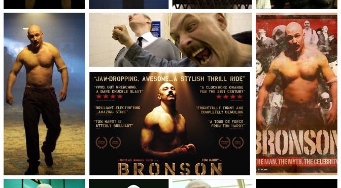 Nicolas Winding Refn's Bronson