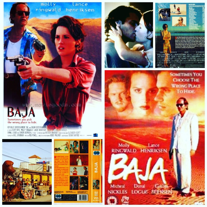 B Movie Glory: Baja