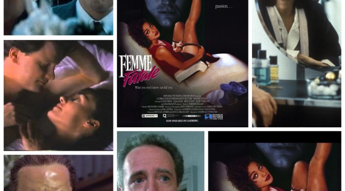 B Movie Glory: Femme Fatale