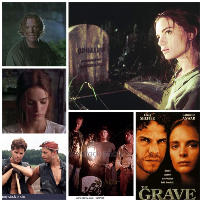 B Movie Glory: The Grave