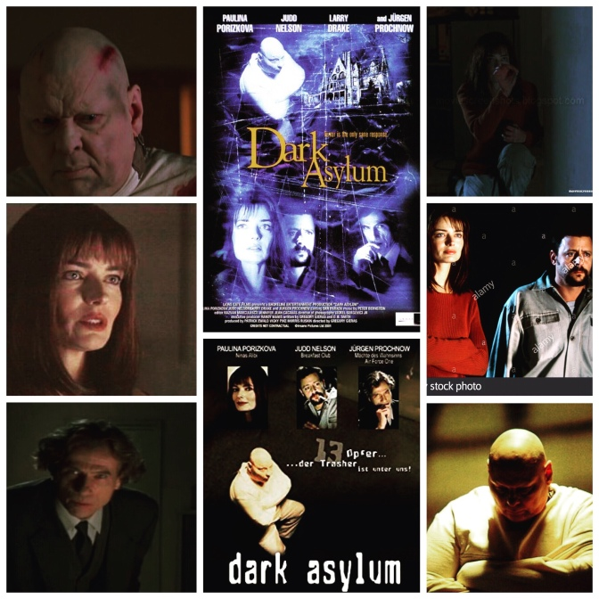 B Movie Glory: Dark Asylum