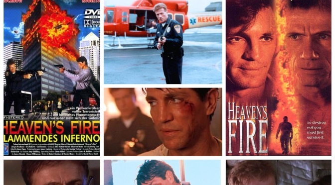 B Movie Glory: Heaven's Fire