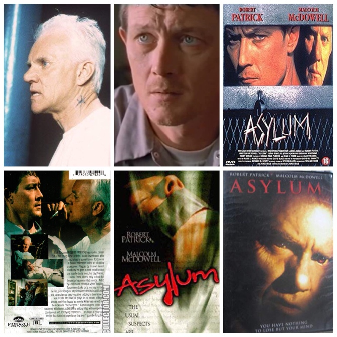 B Movie Glory: Asylum