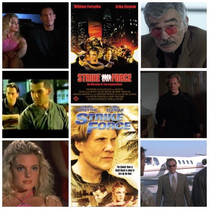 B Movie Glory: The Librarians aka Strike Force