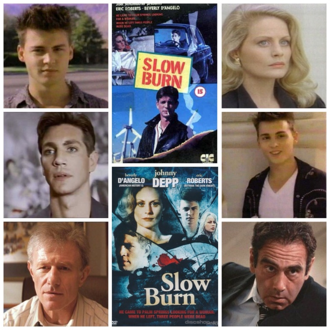 B Movie Glory: Slow Burn