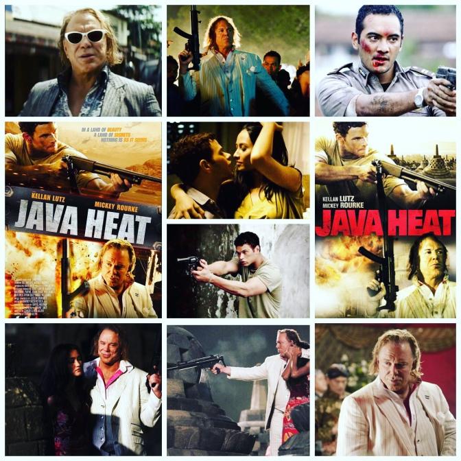 B Movie Glory: Java Heat