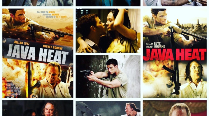 B Movie Glory: Java Heat