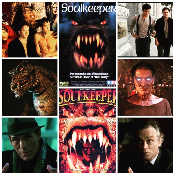 B Movie Glory: Soulkeeper