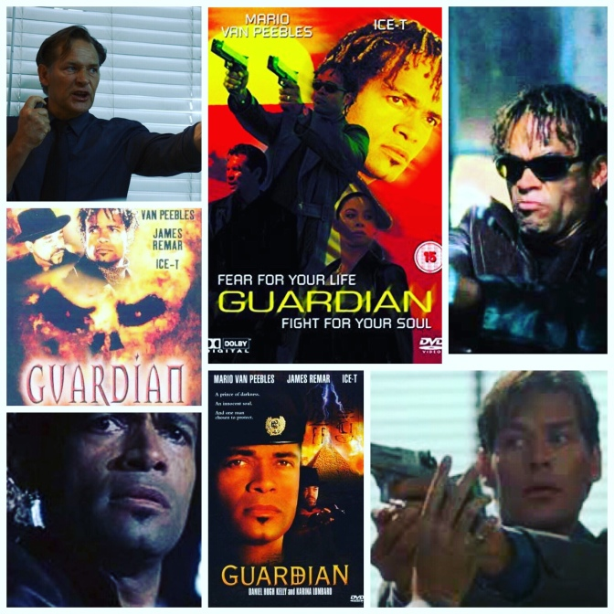 B Movie Glory: Guardian