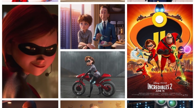 Disney's Incredibles 2