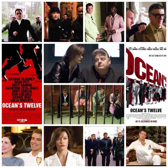 Steven Soderbergh's Ocean's Twelve