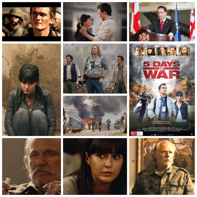 Renny Harlin's 5 Days Of War