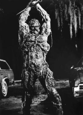 THE RETURN OF SWAMP THING, Dick Durock, 1989, (c)Millimeter Films
