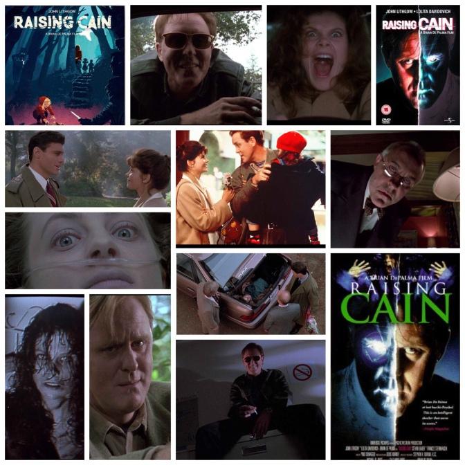Brian De Palma's Raising Cain