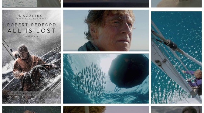 JC Chandor's All Is Lost