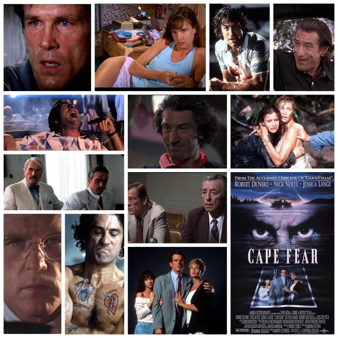 Martin Scorsese's Cape Fear