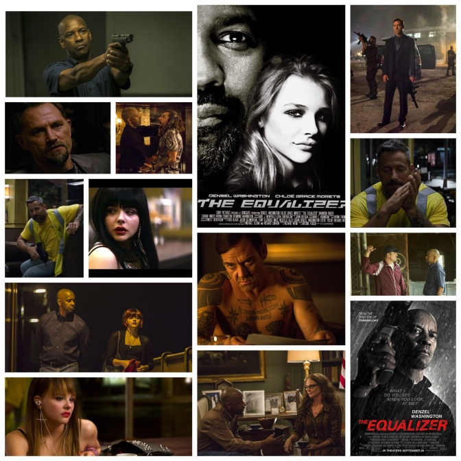 Antoine Fuqua's The Equalizer