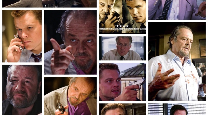 Martin Scorsese's The Departed