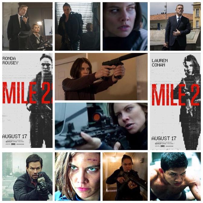 Peter Berg's Mile 22