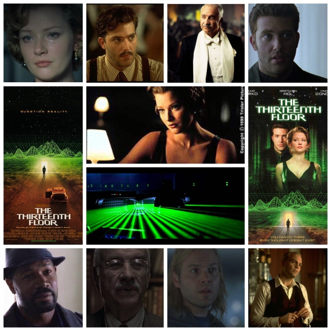 Joseph Rusnak's The Thirteenth Floor