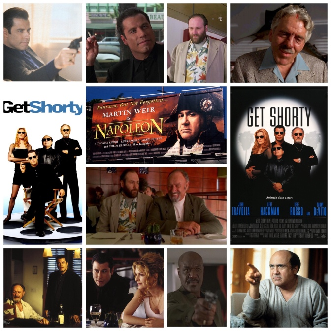 Barry Sonnenfeld's Get Shorty