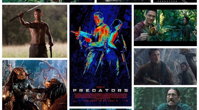 Robert Rodriguez's Predators