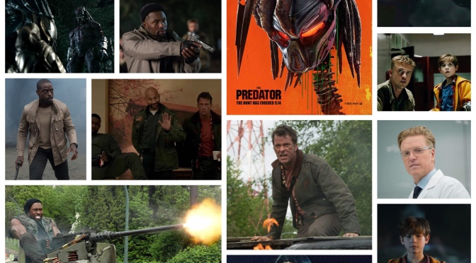 Shane Black's The Predator