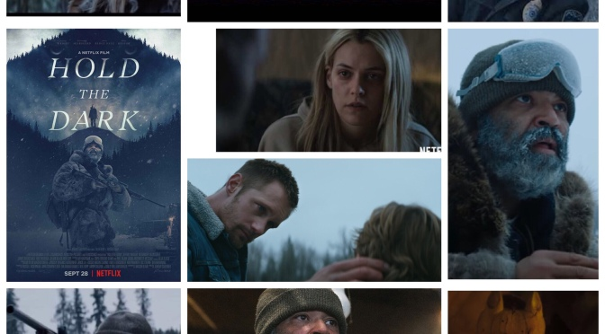 Jeremy Saulnier's Hold The Dark