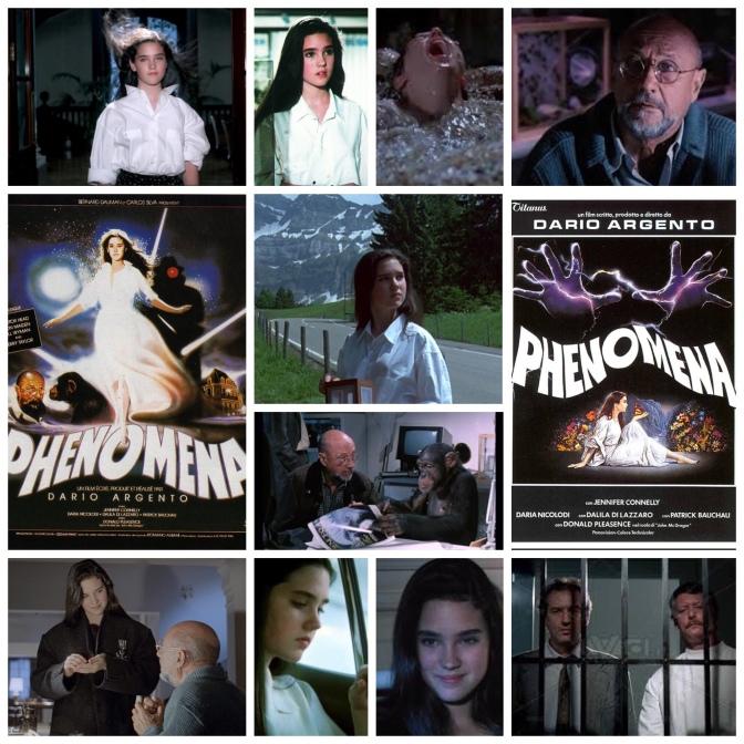 Dario Argento's Phenomena