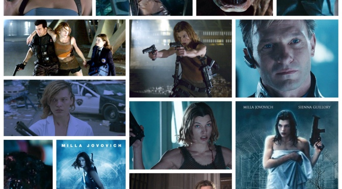 Paul WS Anderson's Resident Evil: Apocalypse