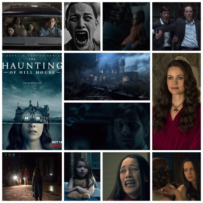 Mike Flanagan's The Haunting Of Hill House