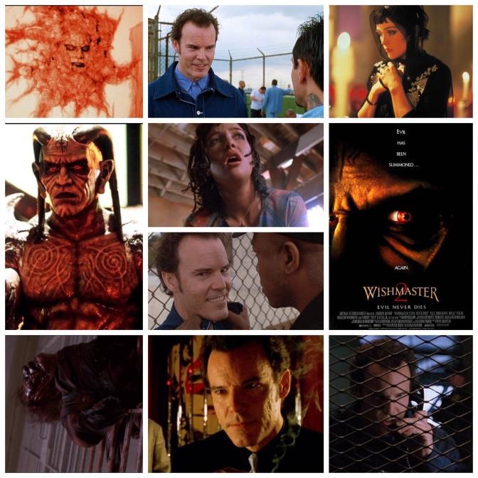 Jack Sholder's Wishmaster 2: Evil Never Dies