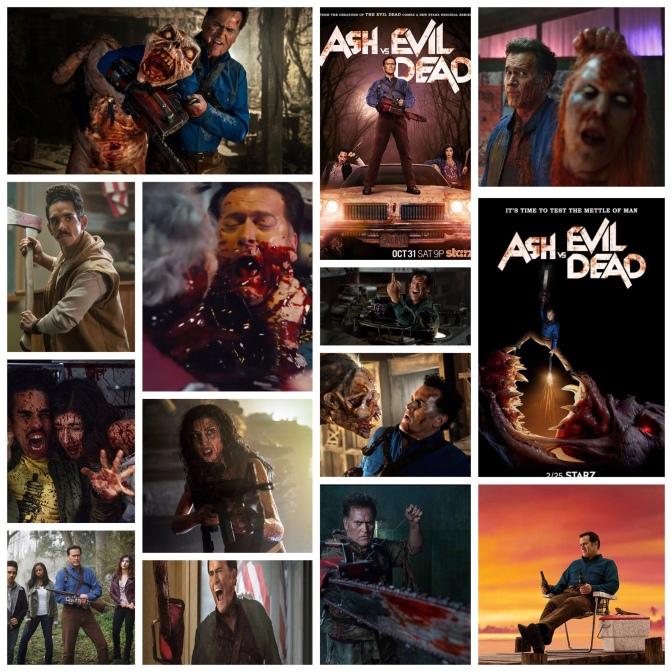 Starz's Ash Vs. Evil Dead