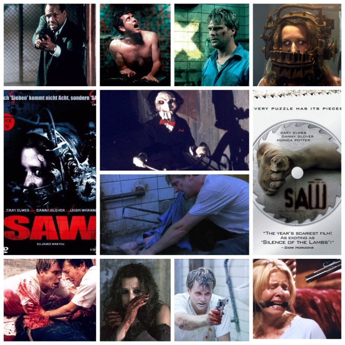 James Wan's Saw