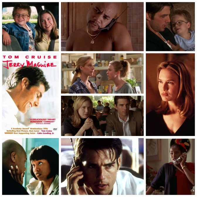 Cameron Crowe's Jerry Maguire