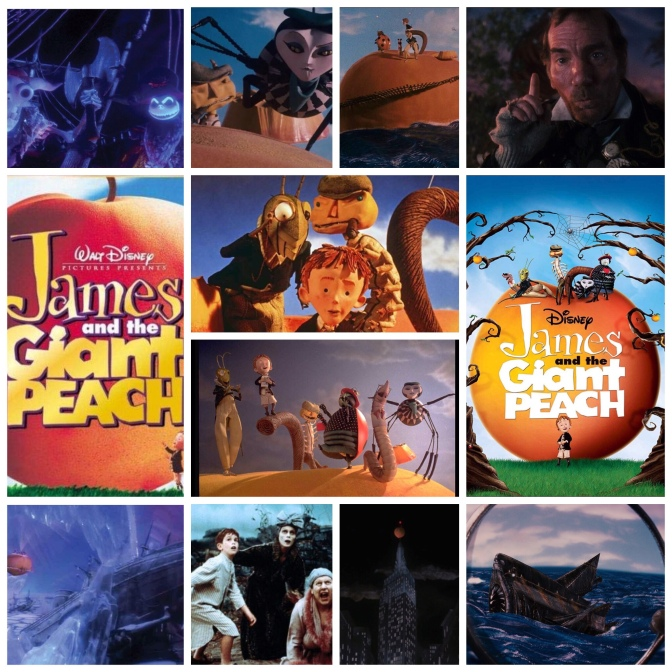 Henry Selick's James & The Giant Peach