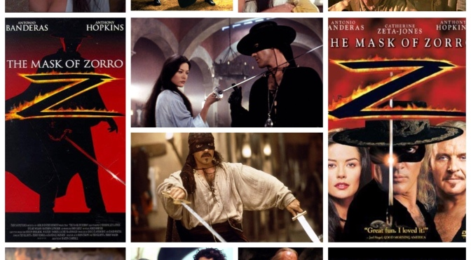 Martin Campbell's The Mask Of Zorro