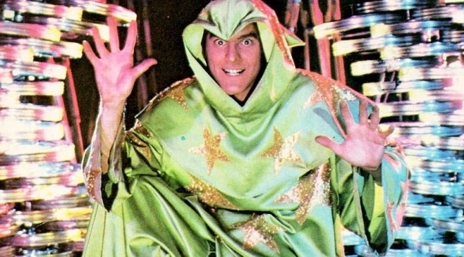 We're off to see the Wizard: An Interview with Mike Jittlov by Kent Hill