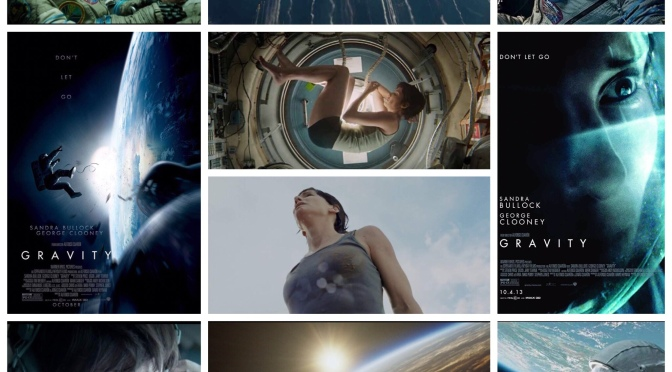 Alfonso Cuaron's Gravity