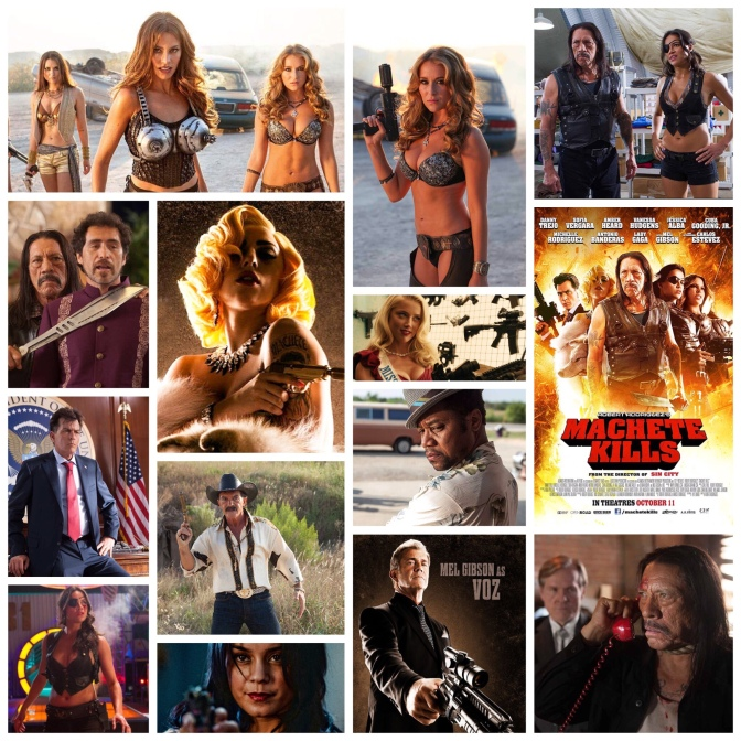 Robert Rodriguez's Machete Kills