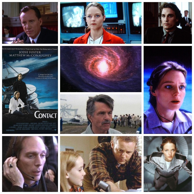 Robert Zemeckis's Contact