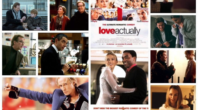 Richard Curtis's Love Actually
