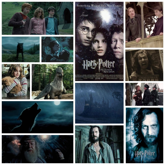 Alfonso Cuarón's Harry Potter & The Prisoner Of Azkaban