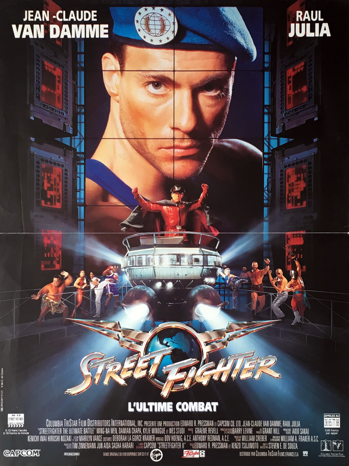 street-fighter-movie-poster-15x21-in-1994-steven-e-de-souza-jean-claude-van-damme
