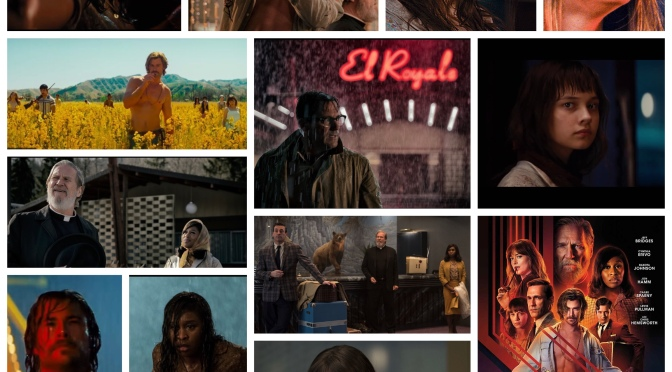 Drew Goddard's Bad Times At The El Royale