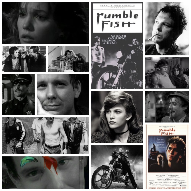 Francis Ford Coppola's Rumble Fish