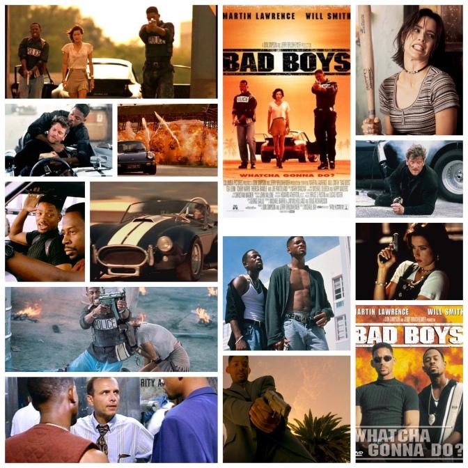 Michael Bay's Bad Boys