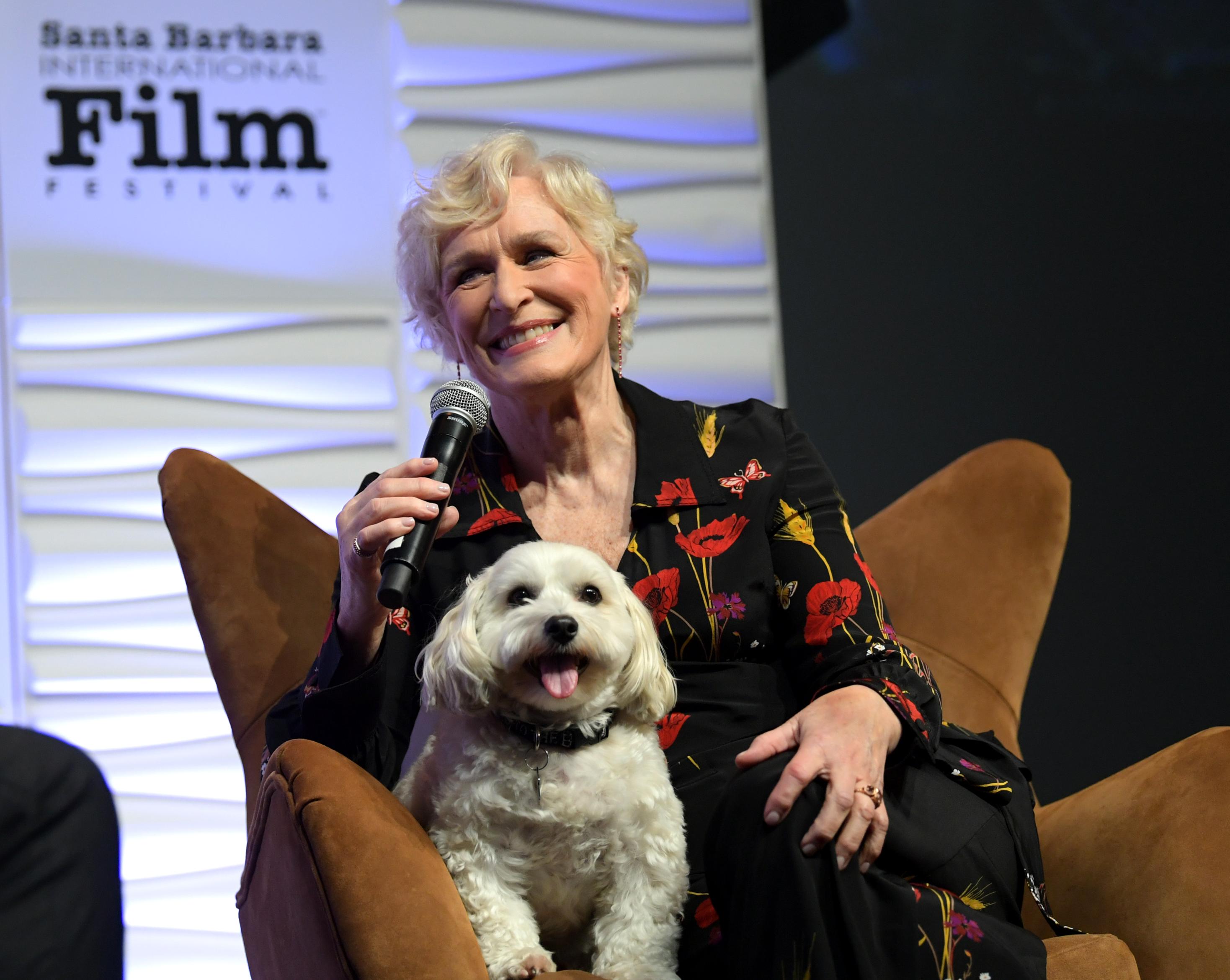 34th Santa Barbara International Film Festival - Maltin Modern Master Award Honoring Glenn Close