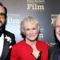 SBIFF: Glenn Close on The Wife, Fatal Attraction, and Bill Hurt.