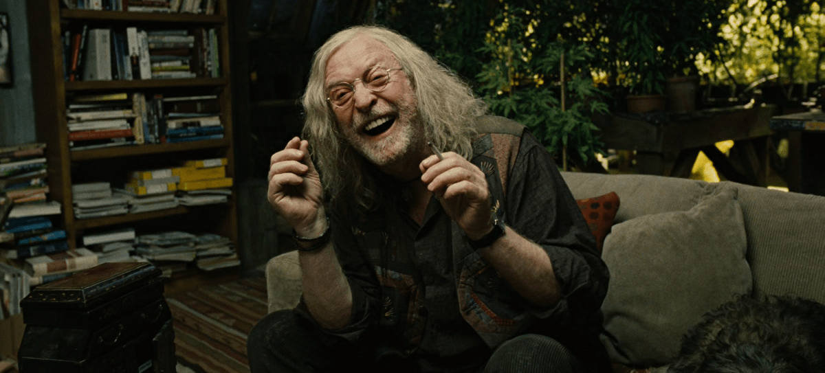 Michael Caine, Children of Men